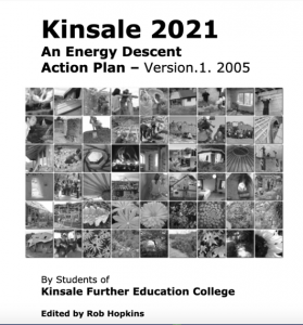 Kinsale Energy Descent Action Plan