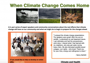 Transition Longfellow Climate Conversation
