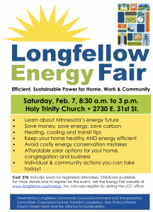 Energy Savings Fair