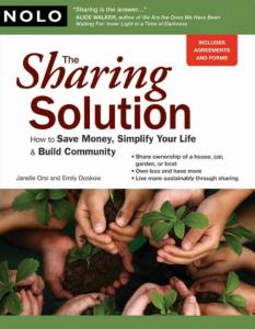 Sharing Solution - Sharing Economy