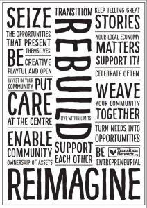 Transition network poster