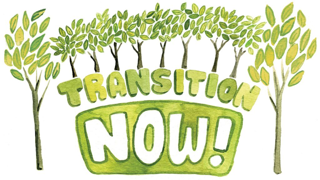 Transition NOW!