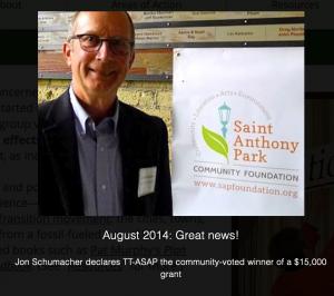 Transition ASAP Wins Award