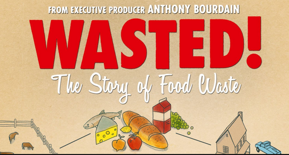 The Story of Food Waste Movie