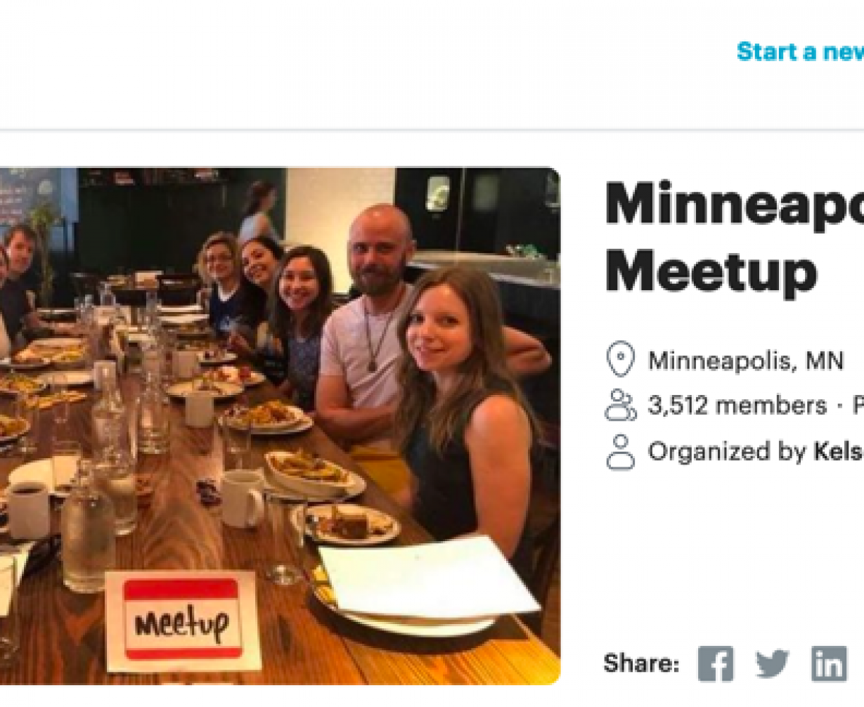 Mpls Vegan Meetup